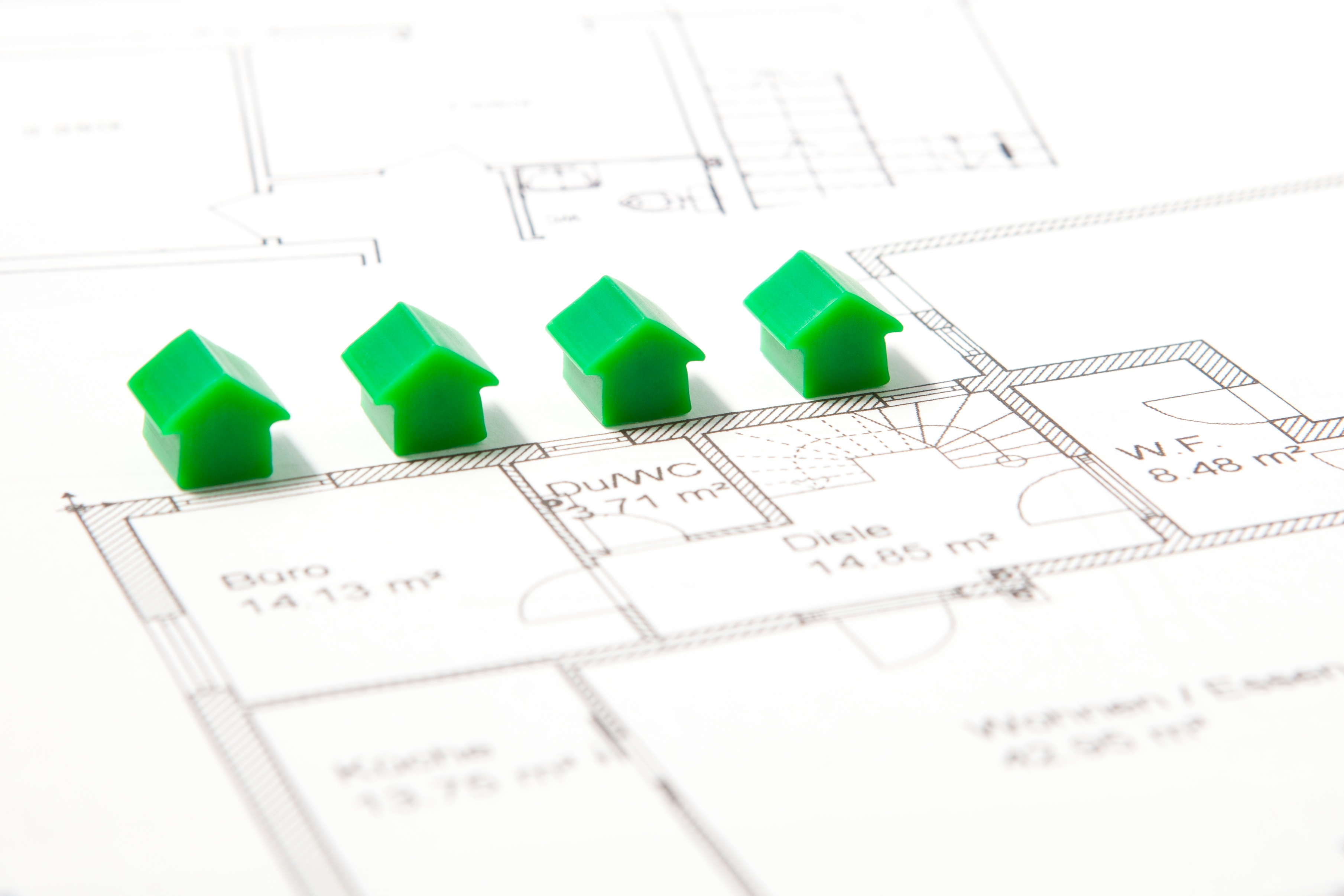on planning department application form